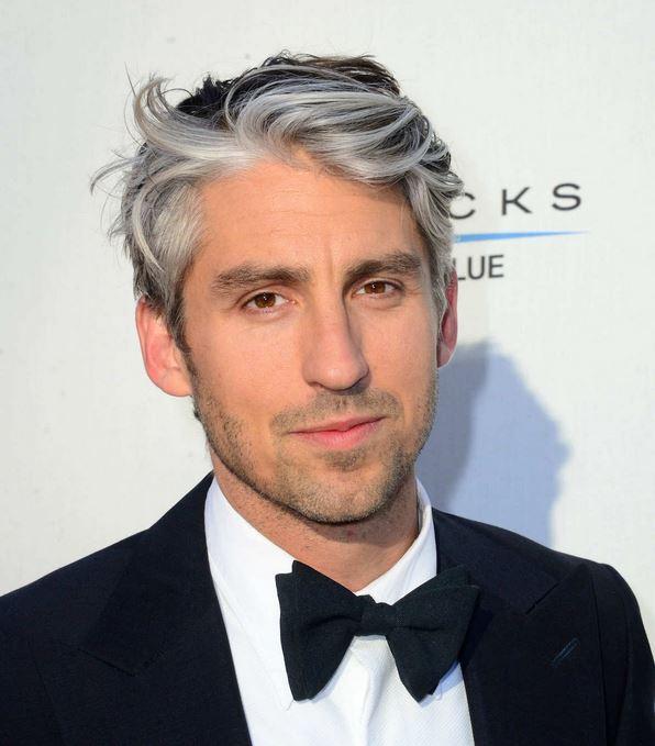 warna rambut highlight white