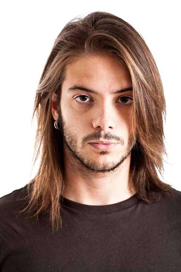 7 Rekomendasi Model Rambut Panjang Pria Paling Keren 2020