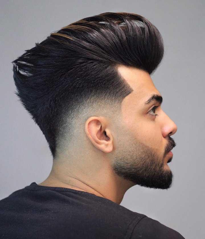 5 Variasi Gaya Rambut Pompadour Untuk Pria yang Keren