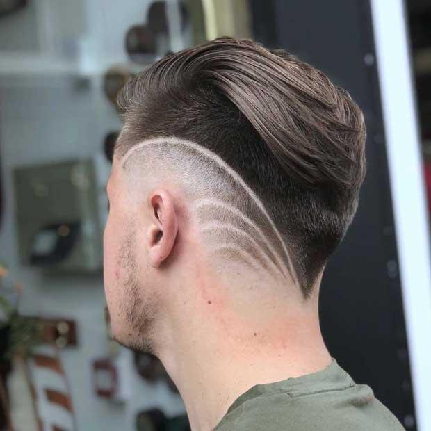 12 Model Potongan Rambut Undercut 2020 Yang Layak Dicoba