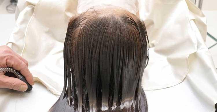 masker rambut