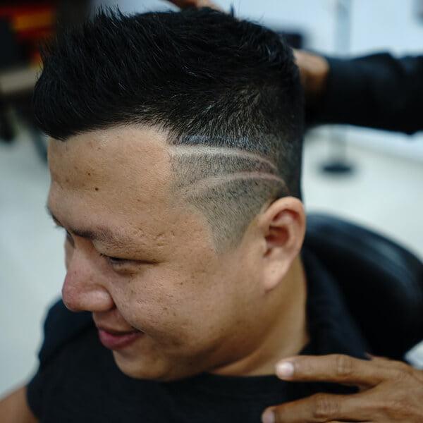 barbershop terbaik