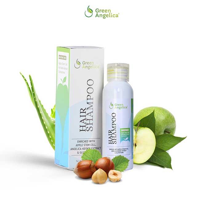 Green Angelica Hair Growth Serum
