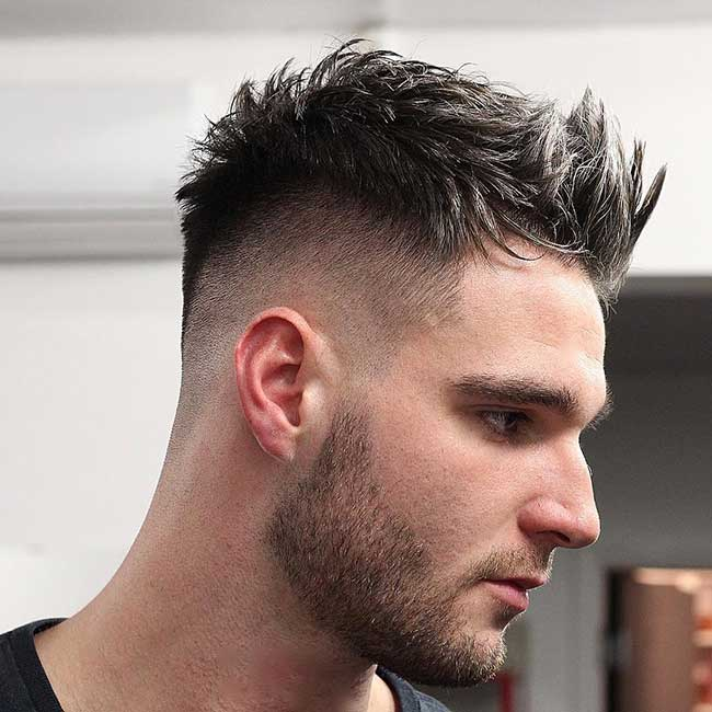 Short and Spiky